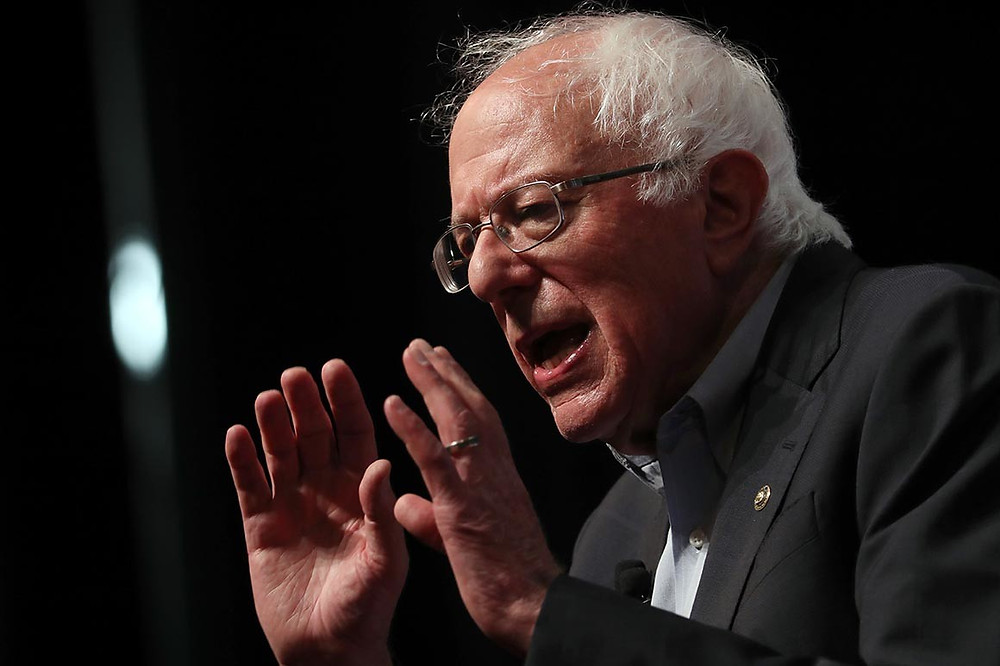 Sanders walks back suggestion Bezos meddled in Washington Post coverage - Read More from Politico