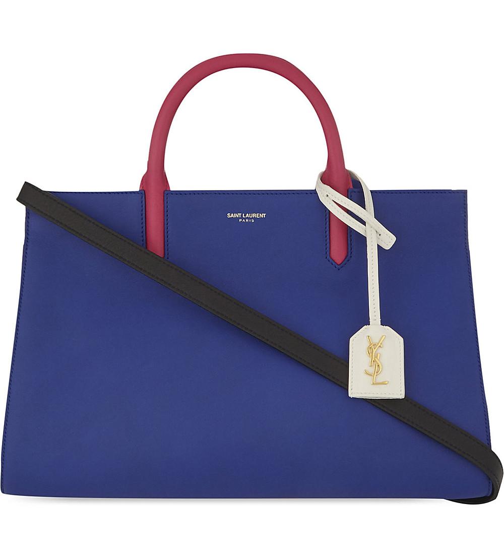 Saint Laurent top handle bag $1,515.38