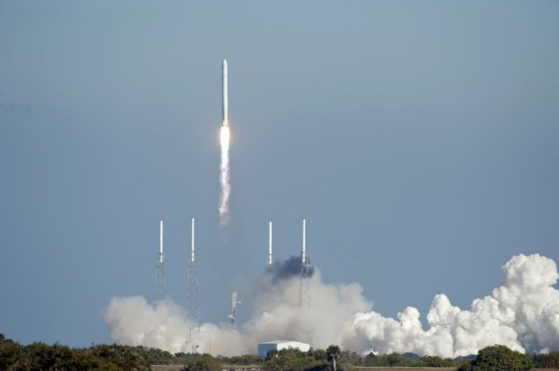 The Falcon 9 rocket may reach 50 launches on Tuesday - Read More from Ars Technica