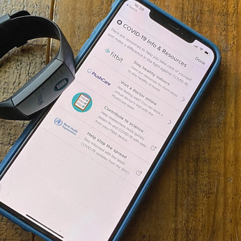 Fitbit Is Studying Whether Its Watches Can Detect Coronavirus Early
