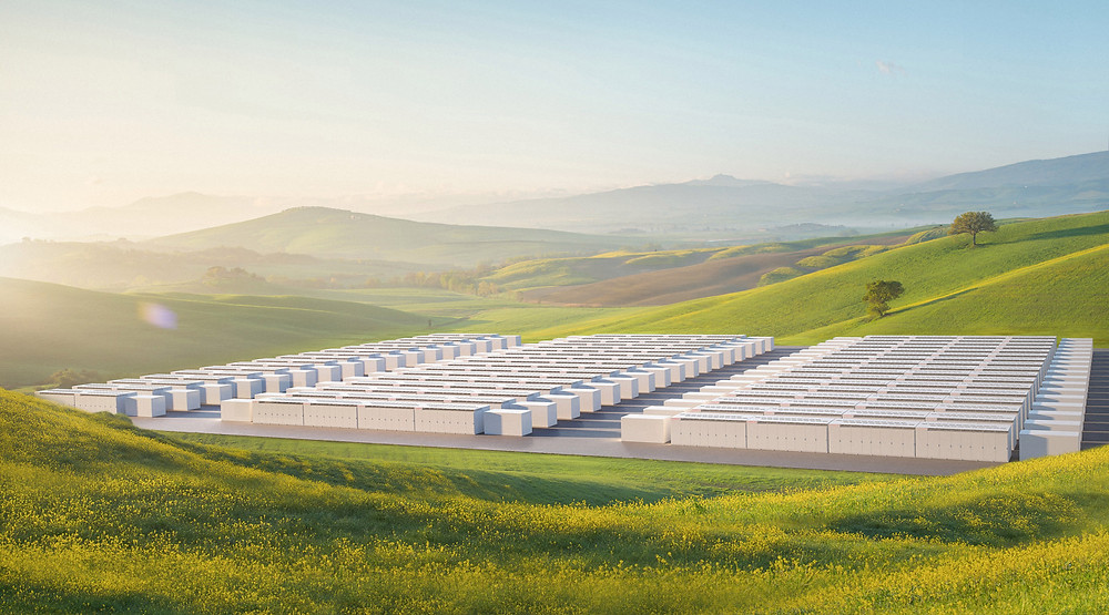 Tesla has a new energy product called Megapack - Read More from Techcrunch