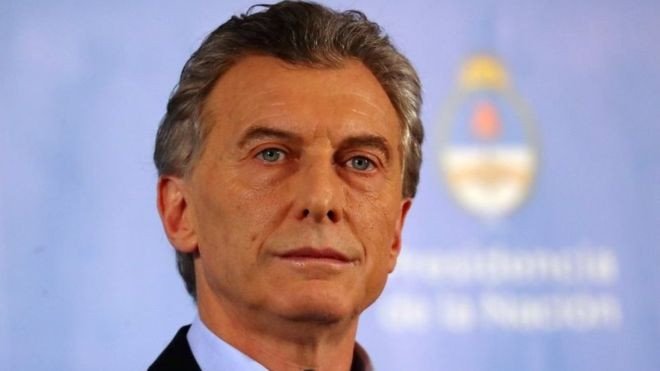 Argentina asks IMF to release $50bn loan as crisis worsens - Read More from BBC News