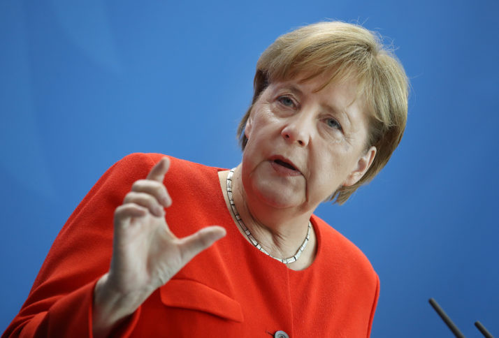 Angela Merkel: I can't rule out Brexit talks breakdown - Read More from Politico