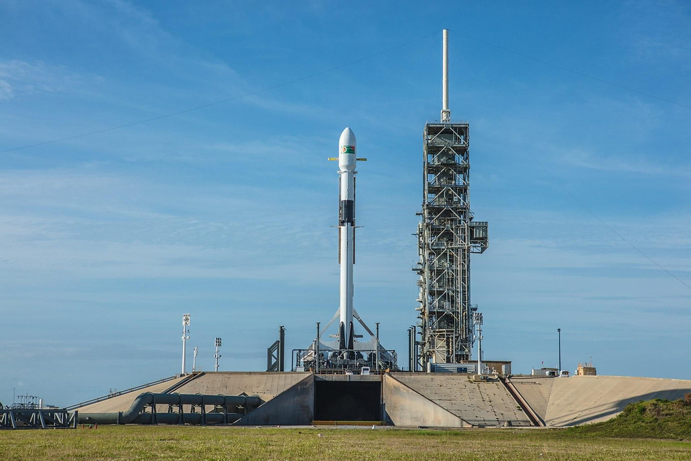 SpaceX aborts first 'Block 5' Falcon 9 launch - Read More from CNET