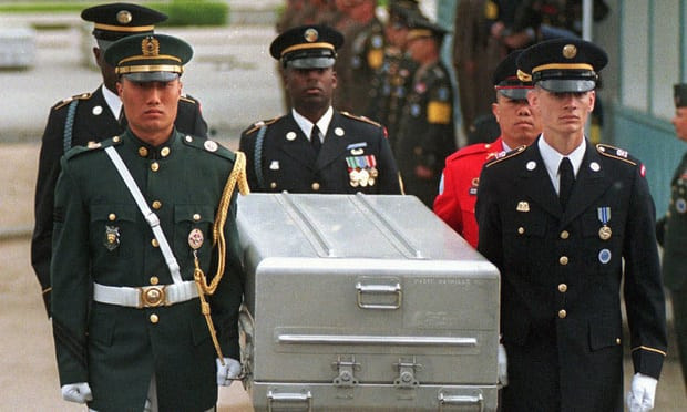 North Korea to resume search for US military remains - Read More from The Guardian