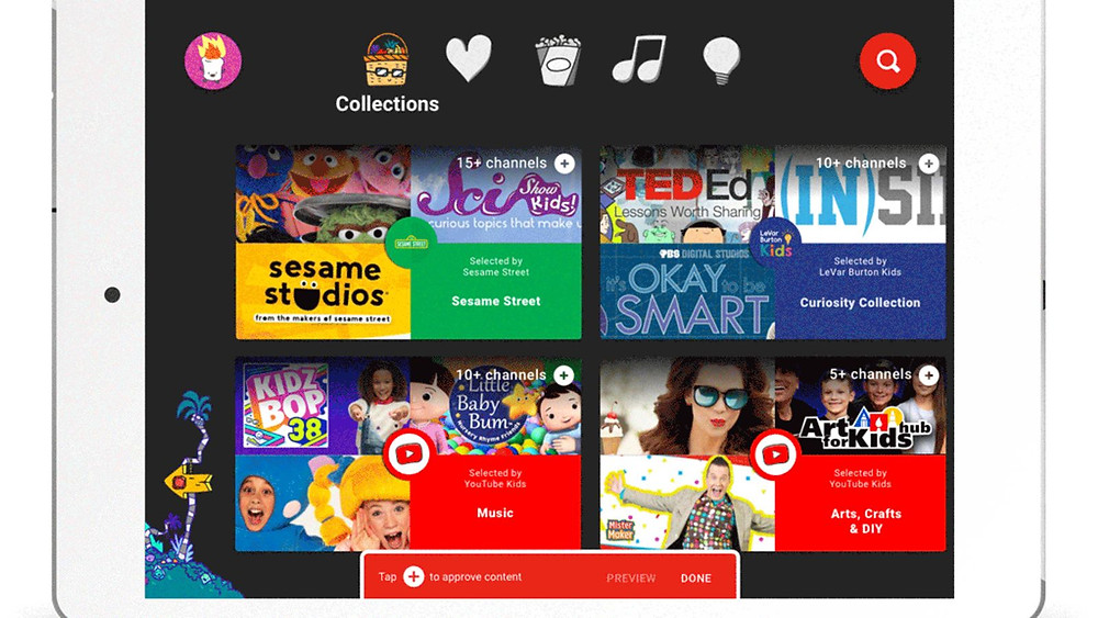 YouTube Kids Is Getting Some Totally Sensible Parental Controls - Read More from Gizmodo