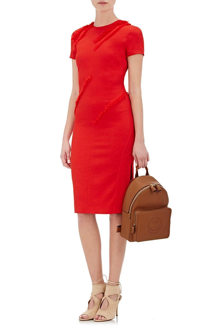 Anya Hindmarch smiley mini backpack $1,450