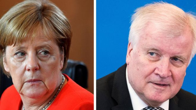 Germany migrants: Interior minister Seehofer will not resign - Read More from BBC News