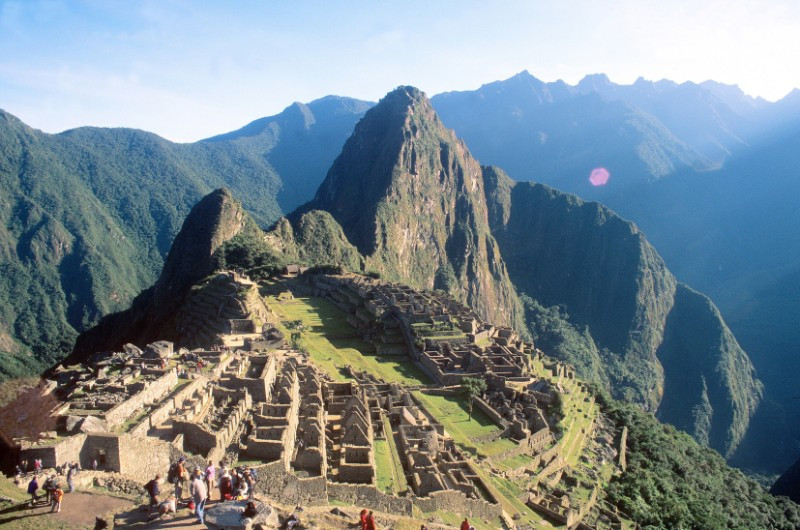 When travelling to Peru check out the Inca Trail to Machu Picchu