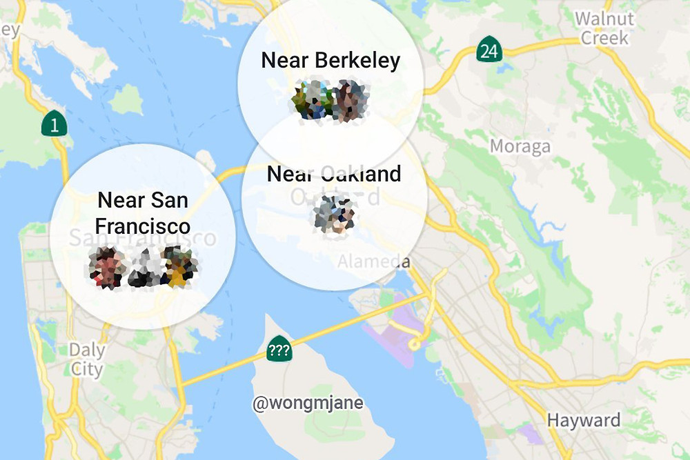 Facebook tests Snapchat-like map for Nearby Friends - Read More from Engadget