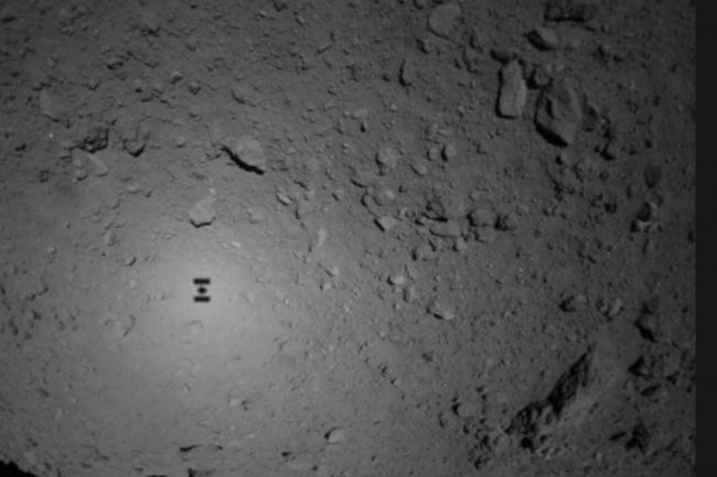 Japan's Hayabusa2 Spacecraft Successfully Deploys Landers to Asteroid Ryugu's Surface - Read More from Gizmodo
