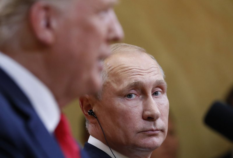 Trump sees 'no reason' why Russia would meddle - Read More from Associated Press