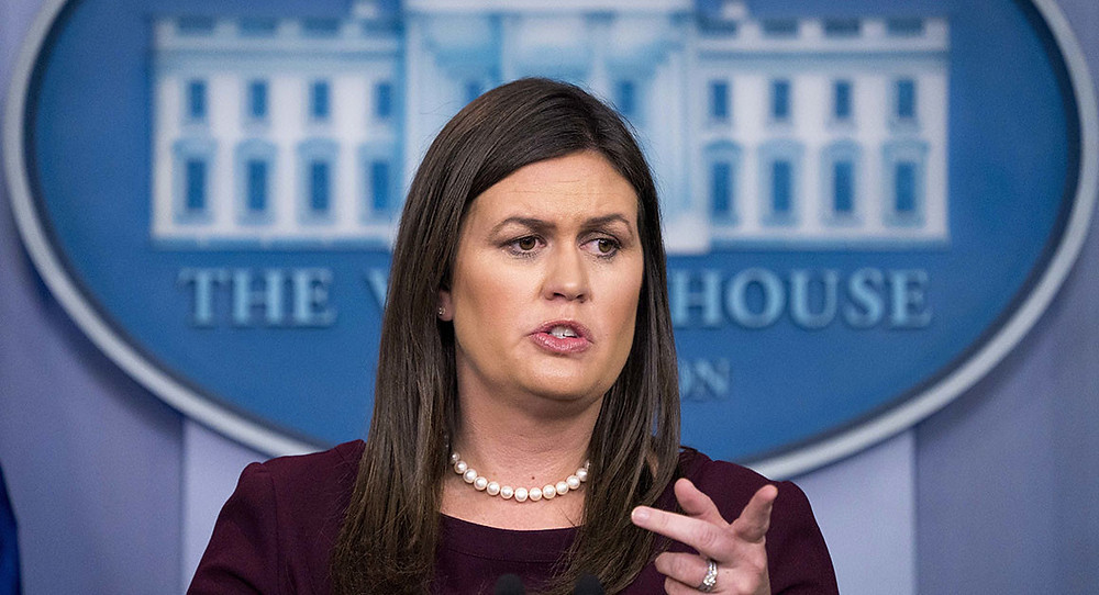 Sanders won't say whether she signed White House confidentiality agreement - Read More from Politico