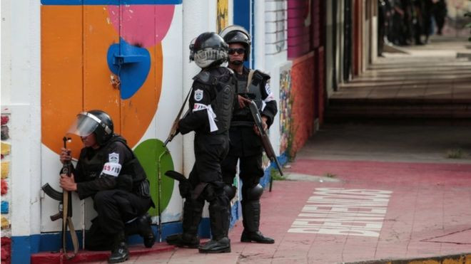 Nicaragua troops raid towns in south - Read More from BBC News