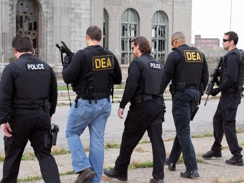 DEA to Share Painkiller Prescription Information with 48 Attorneys General - Read More from DOJ