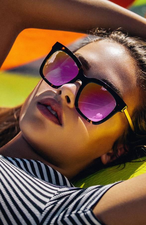 Diff Bella 52mm Polarized Sunglasses $85