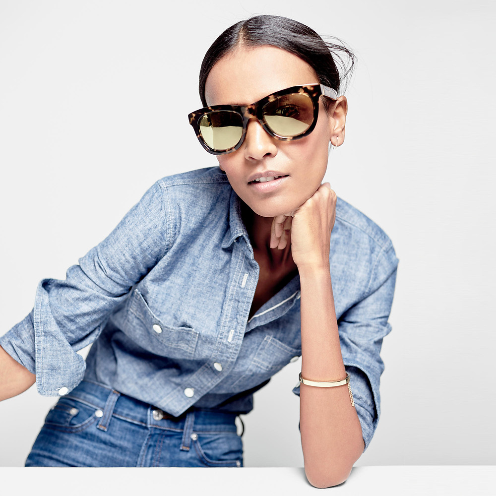 J. Crew Betty sunglasses now $64.99-$104.99