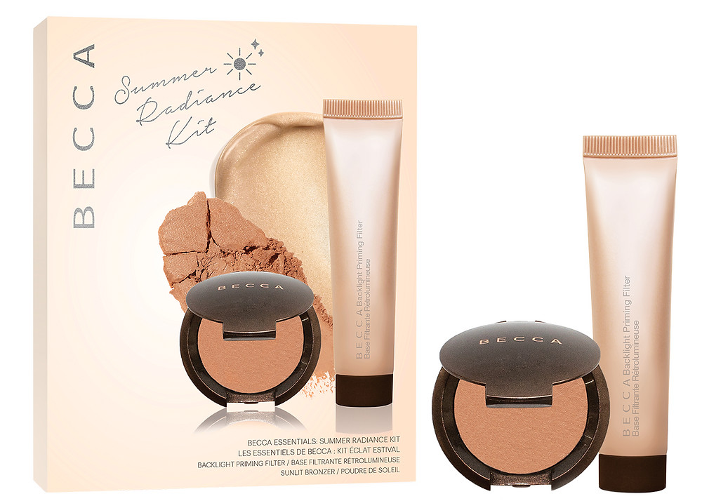 BECCA Summer Radiance Kit $25