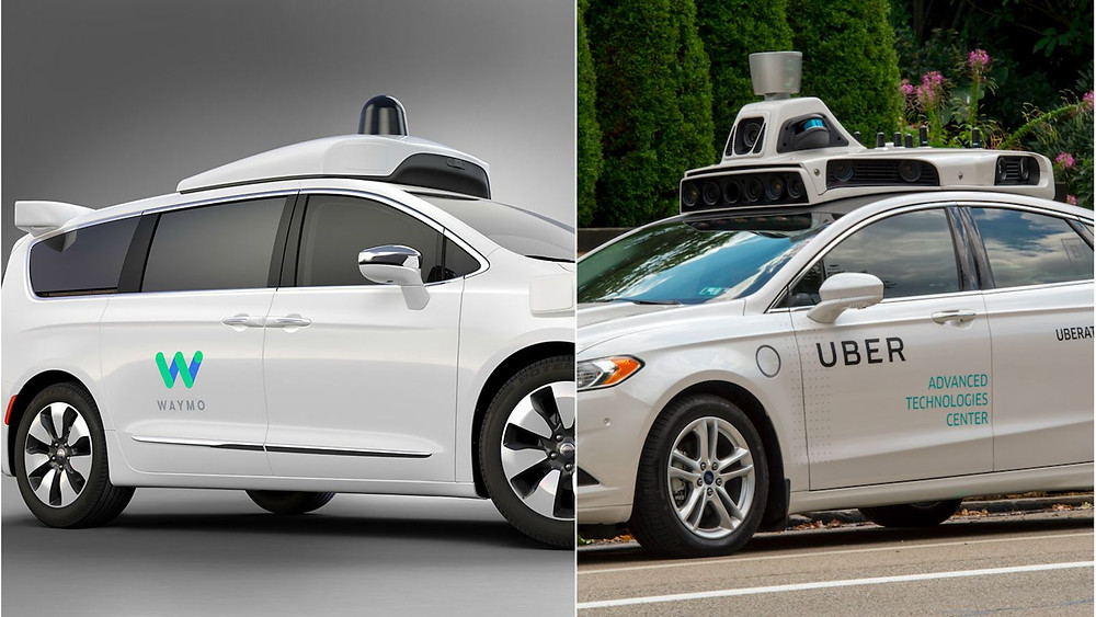 Alphabet's lawsuit against Uber will go to trial - Read More from Recode