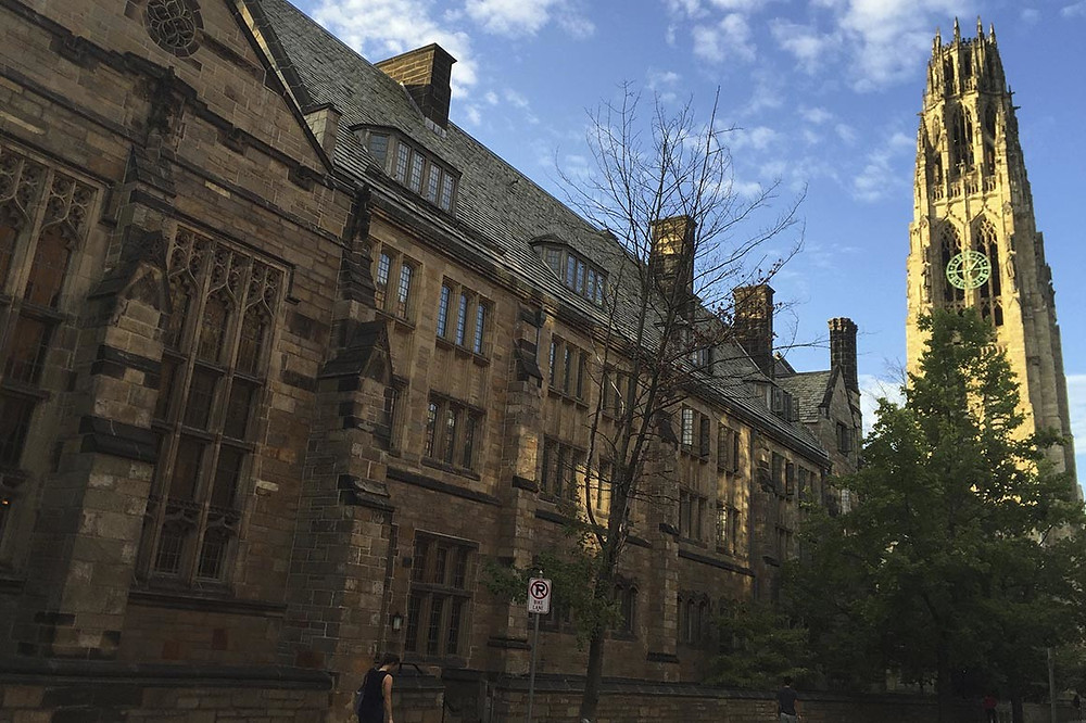 Trump administration probes complaint that Yale discriminates against Asian-Americans - Read More from Politico