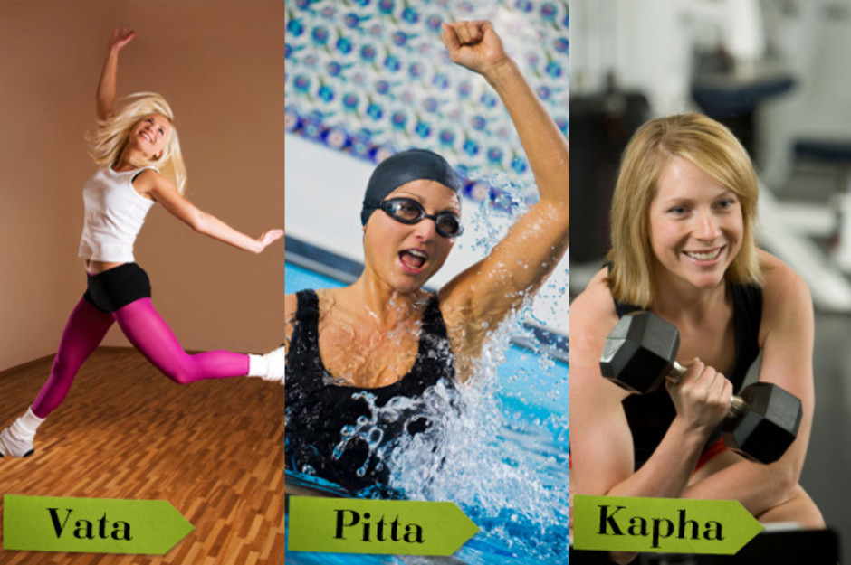 Ayurveda exercise: How to find your exercise type - Read More from SheKnows