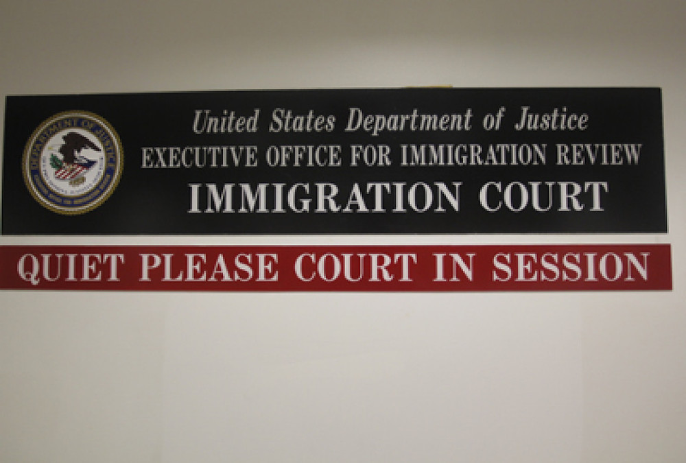 Executive Office for Immigration Review Announces Largest Immigration Judge Investiture Since At Least 2010, Hiring Times Reduced by More Than 50% - Read More from DOJ