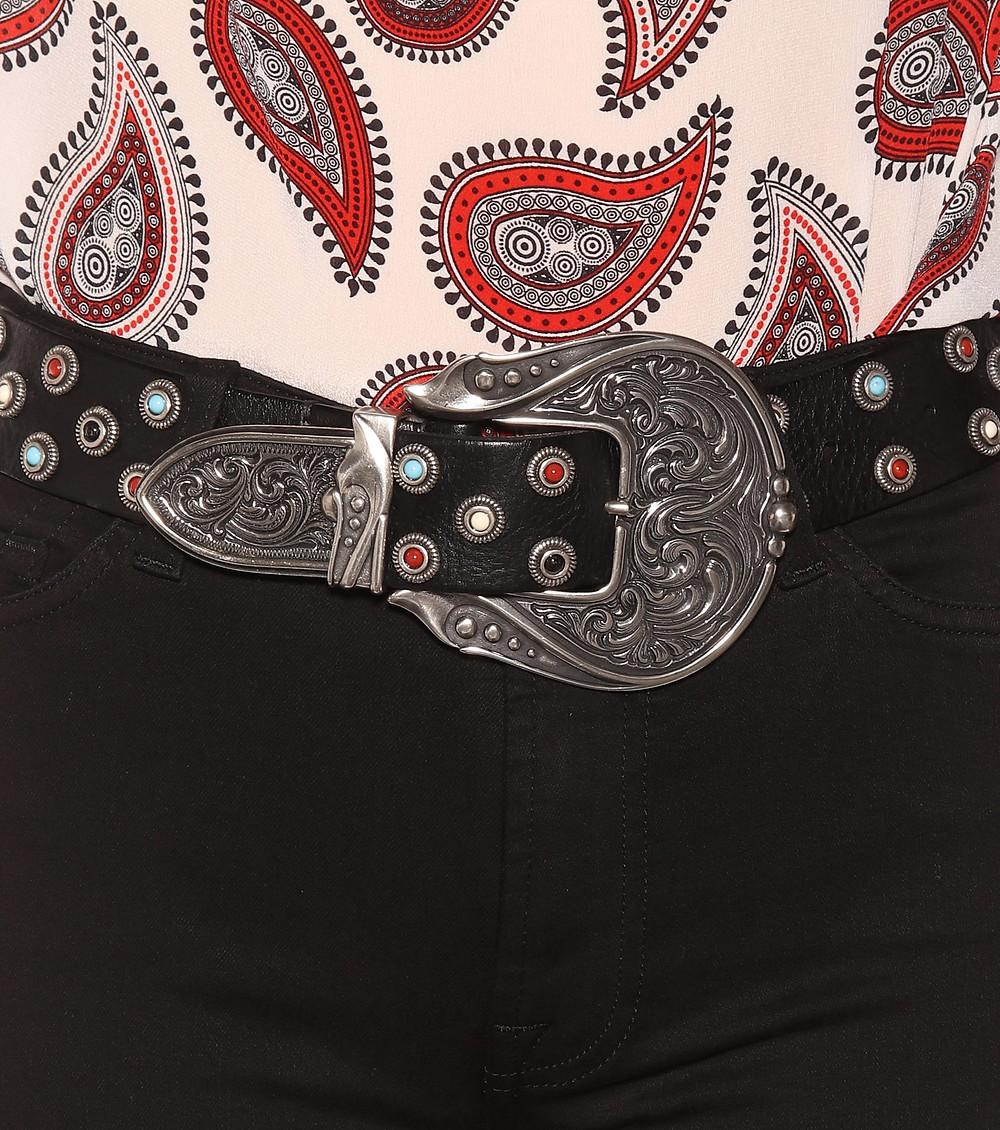 DODO BAR OR  Radford embellished belt now $303