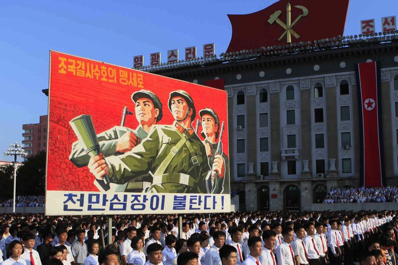 North Korea details plan to fire missile salvo toward Guam - Read More from Associated Press