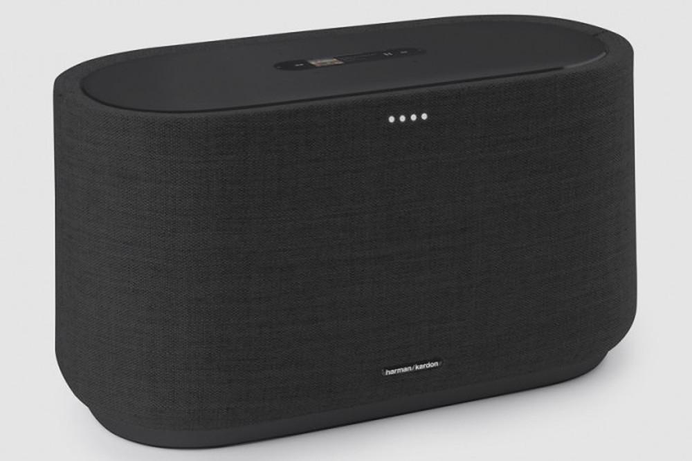 Harman Kardon's Google Assistant speaker packs 200W of power - Read More from Engadget