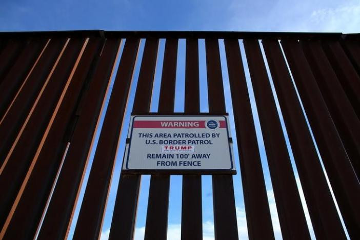 Trump border 'wall' to cost $21.6 billion, take 3.5 years to build: internal report - Read More from Reuters