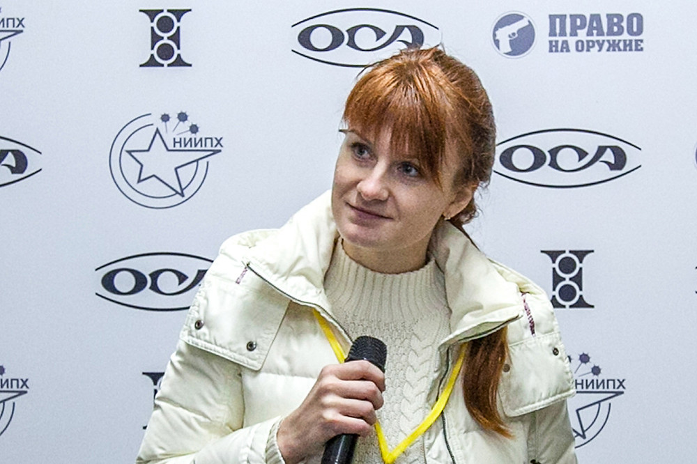 Judge silences both sides in alleged Russian spy Butina's case - Read More from Politico