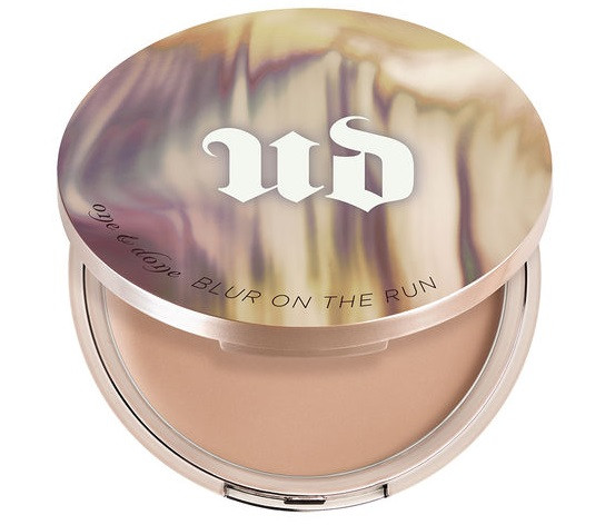 Urban Decay Naked Skin One & Done Blur on the Run Touch-Up & Finishing Balm $34