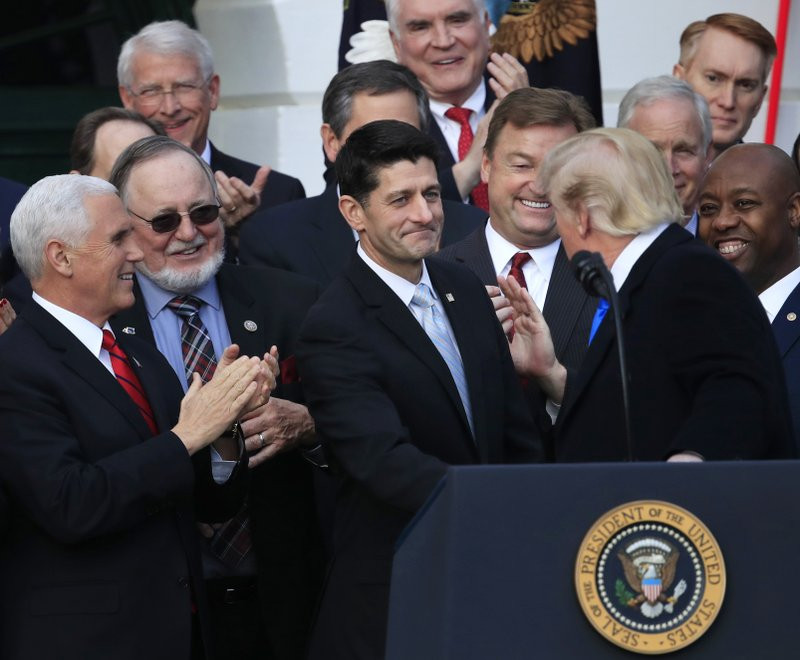 The Latest: Trump urges House to pass spending bill 'TODAY' - Read More from Associated Press