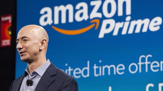 Amazon earnings: $1.48 per share, vs $1.12 expected EPS - Read More from CNBC