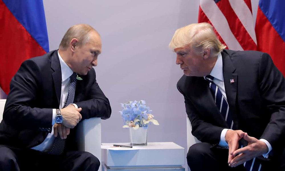 Donald Trump postpones summit with Vladimir Putin until new year - Read More from The Guardian