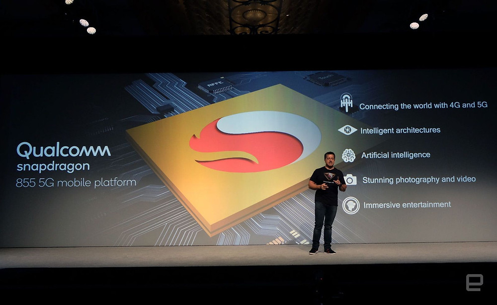 Qualcomm's Snapdragon 855 chipset will power your next flagship phone - Read More from Engadget