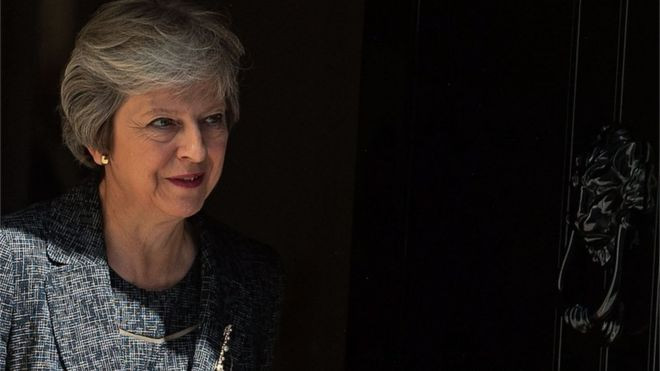Theresa May heads to Austria for Brexit talks - Read More from BBC News