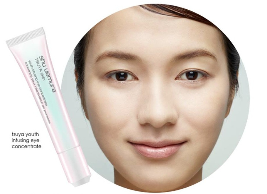 tsuya youthful radiance eye concentrate $55-This is to prep your eyes the night before so that you can have a healthy hydrated look the next morning