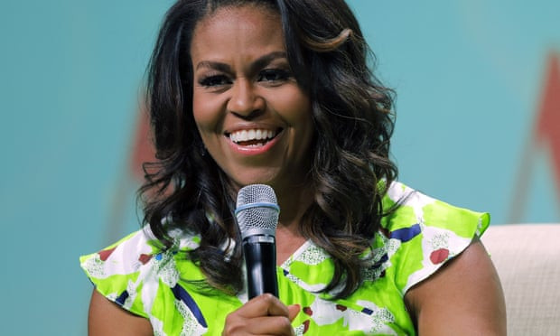 Michelle Obama enters midterms race with drive to register voters - Read More from The Guardian