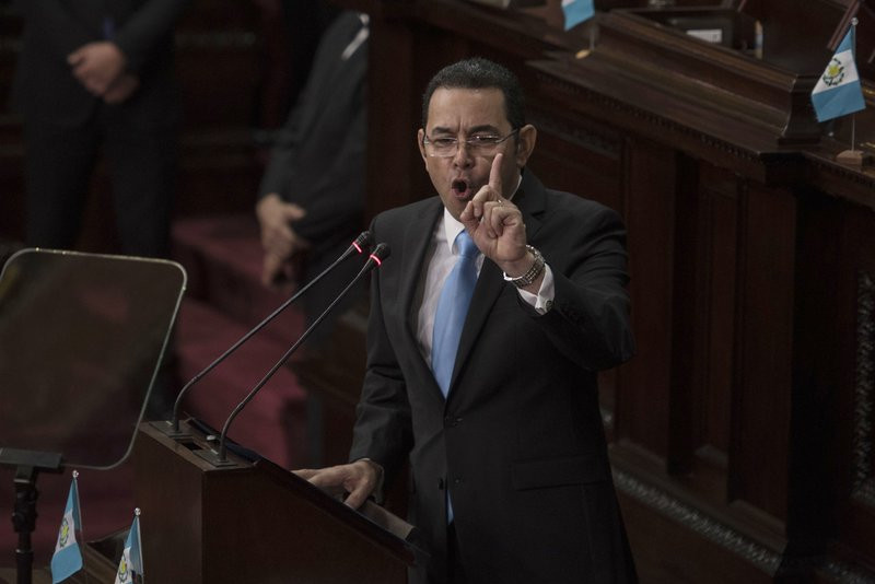 Guatemala court orders UN anti-graft chief be readmitted - Read More from Associated Press