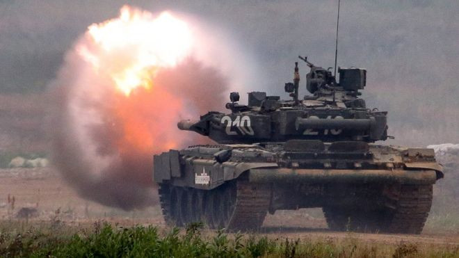 Russia gears up for biggest war games since Cold War - Read More from BBC News