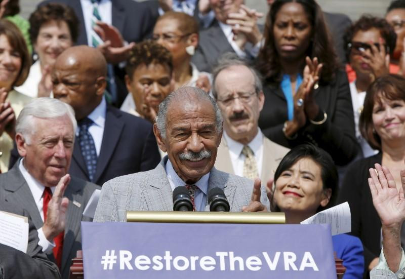 Rep. Conyers steps down from committee while lawmakers probe harassment claims - Read More from Reuters