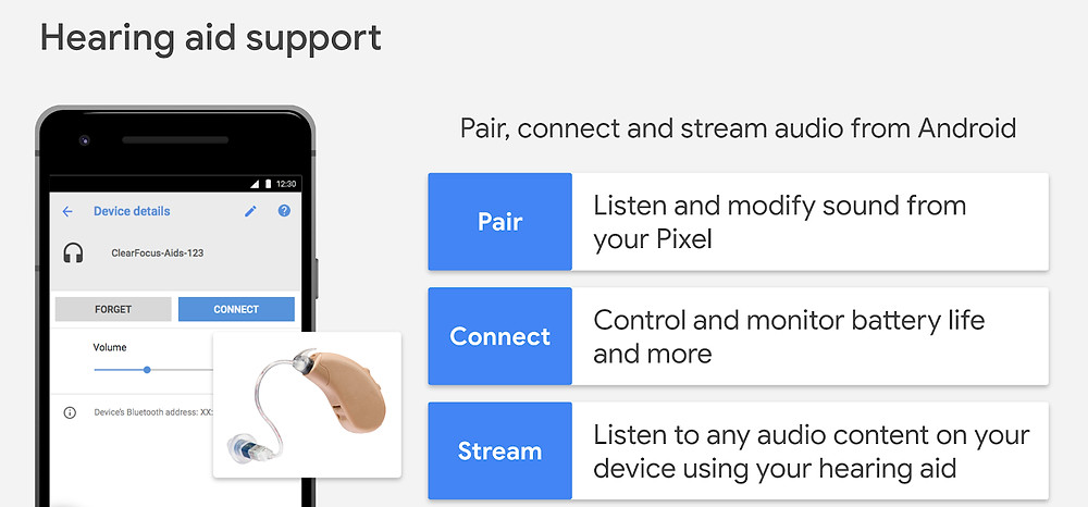 Google brings native hearing aid support to Android - Read More from Engadget