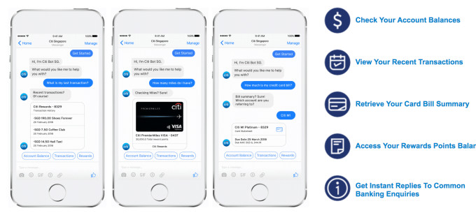 Facebook taps banks, but for chatbots not purchase data like Google - Read More from Techcrunch