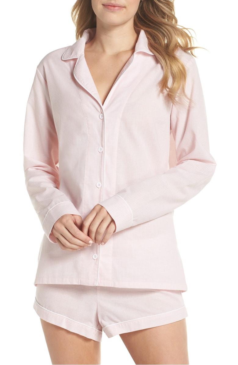 UGG Cassandra Check Pajamas $48.90