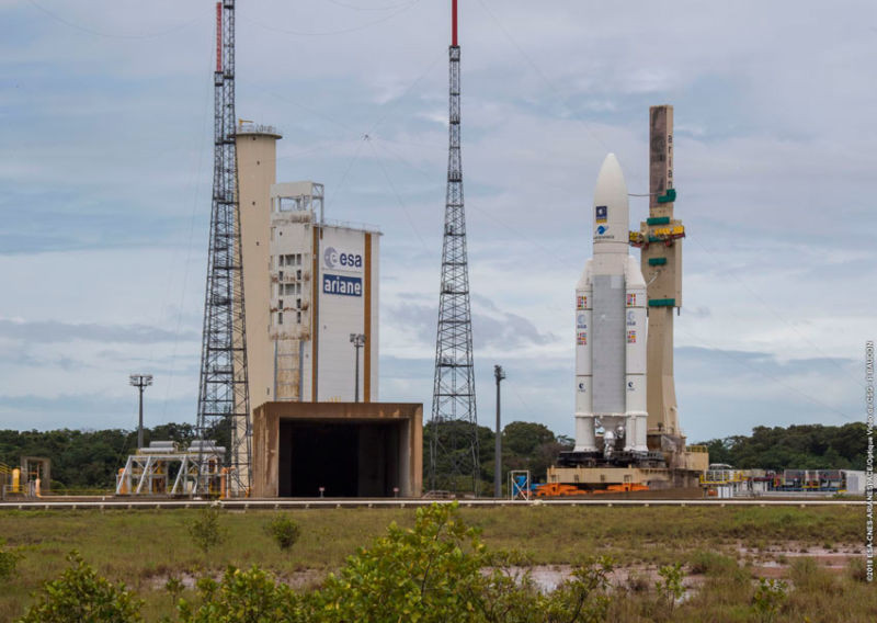 Wake up early Wednesday to see two launches within 15 minutes - Read More from Ars Technica