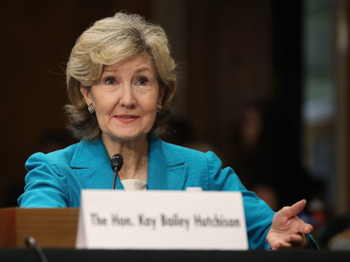 US Senate confirms Trump's ambassador picks - Read More from Politico