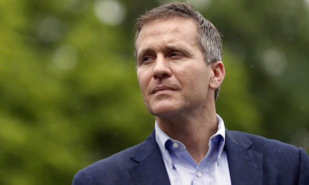 Missouri's governor Eric Greitens resigns following assault allegations - Read More from The Guardian