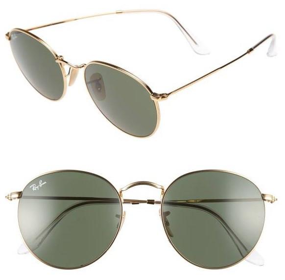 Ray-Ban Icons 53mm Retro Sunglasses $153