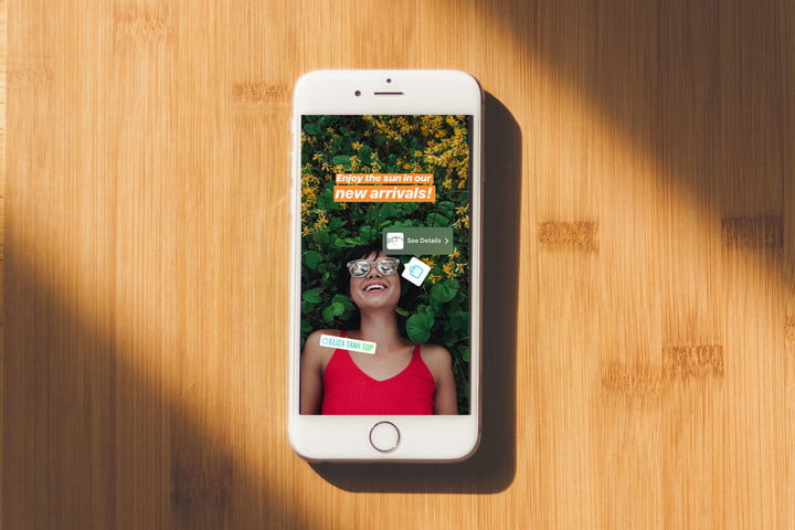Instagram's shopping stickers for businesses see wide rollout - Read More from Digital Trends